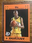 Kevin Durant Rookie Cards and Autographed Memorabilia Guide 20