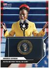 2020 Topps Now Election Trading Cards - Inauguration Print Runs 13
