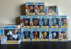Disney Funko Hercules Complete Set Lot Chase Exclusives All in Pop Protectors