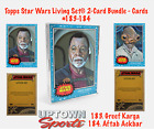 Topps Living Set Star Wars Trading Cards Checklist Guide 11