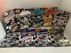 2020 Nascar Authentics Wave 8 164 Die cast full set