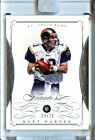 Kurt Warner Cards, Rookie Cards and Autographed Memorabilia Guide 4