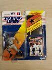 1992 KENNER STARTING LINEUP MLB BO JACKSON WHITE SOXS WITH SPECIAL POSTER/CARD