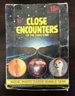 1978 Topps CLOSE ENCOUNTERS OF THE THIRD KIND Box of Unopened Packs