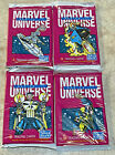 1992 Marvel Universe Cards Series 3 - FOUR ( 4 ) Sealed Packs from Fresh New Box