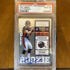 Tim Tebow 2010 Playoff Contenders Rookie Ticket Auto Autograph PSA 10 POP - 18