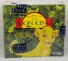 1994 SKYBOX * THE LION KING * SERIES 1 FACTORY SEALED BOX * HOT * 36 PACKS