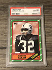 Marcus Allen Football Cards, Rookie Cards and Autographed Memorabilia Guide 13