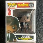 Funko pop!MOVIES:Pulp Fiction #62 JULES MINT Vinyl Figure Collection W Protector