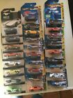 Hot Wheels 92 Ford Mustang 50 years  69 mustang Variant Series Lot Of 27