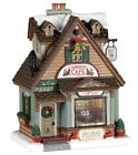 Lemax- Cardinal Cafe -Holiday Village Lighted 2020