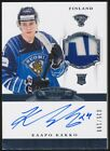 Loud and Clear: Panini Listens to Collectors for 2011-12 Dominion Hockey 13