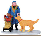 LEMAX -Shopping Grandma-Holiday Village Accent-retired