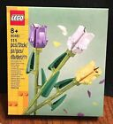 LEGO 40461 2021 Flowers Tulips Mothers Day Gift Friend Spring Easter