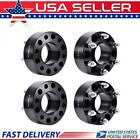 4Pcs 2 Hub Centric Wheel Spacers Adapters 6x135 14X2 for Ford F 150 Expedition