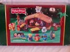 Fisher Price Little People A Christmas Story Nativity Set with Box EUC
