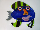 RARE GLASS FISH 03 BY CURTISS OLSON SIGNED
