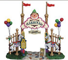 LEMAX -Carnival Entryway -Holiday Village Accent -Retired