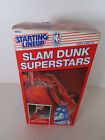 1989 Kenner Starting Lineup Slam Dunk Superstars Magic Johnson LA Lakers NBA
