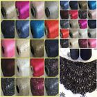 New Sale 1Cones 500gr High Quality Shiny Sequins Lace Shawls Crochet Yarn