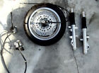 Dongfang GY6 150cc Scooter front 12wheel tirebrake shocks 12 as many in pic