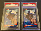 1986 Donruss Fred McGriff PSA 8 Lot Of 2 Cards