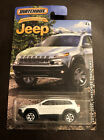 Matchbox Limited Edition Anniversary Edition White 2014 Jeep Cherokee Trailhawk