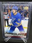 Full 2019-20 Upper Deck Young Guns Rookie Checklist and Gallery 226