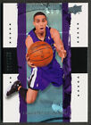 2009-10 Upper Deck Exquisite KEVIN MARTIN #36 Base Card Very Rare Kings SP # 199