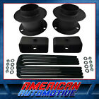 3 Front + 2 Rear Lift Kit for 94 01 Dodge Ram 1500 Spacers + Blocks 4WD 4X4