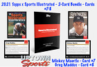 2021 Topps X Sports Illustrated Baseball Cards Checklist 9
