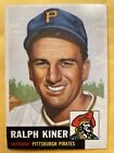 Ralph Kiner Baseball Cards and Autographed Memorabilia Guide 18