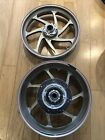 Honda CBR 1000 RR RA 2017  marchesini Wheels front and rear
