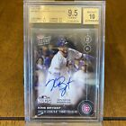 Kris Bryant 2016 Topps Now Auto Autograph 199 BGS 9.5 Cubs NLCS World Series