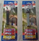 MLB Baseball Chicago White Sox Lot of 2 PEZ Candy Dispensers