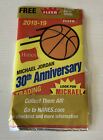 2018-19 Michael Jordan Fleer Hanes 30th Anniversary Pack May be Autograph Card