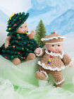 Cute as Pie baby DOLL CLOTHES TO CROCHET for 5 itty bitty dolls