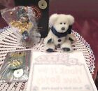 Boyds Bear Gizmo LIFES A JUGGLE Greatest FOB On Earth Pin Figurine Decal New