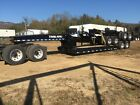 Trail King multi axle heavy haul detach lowboy trailer