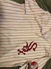 Chicago White Sox Authentic Jersey. 1972 2012 Throwback Jersey. Size 52.