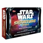 2020 TOPPS STAR WARS SIGNATURE SERIES FACTORY SEALED HOBBY BOX FREE SHIPPING