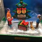 Lemax 33011 Christmas Village Table Accent Countdown To Christmas 2013