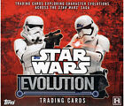 2016 Topps Star Wars Evolution Sealed 12 Box Hobby Case - 2 Hits Per Box (Autos)