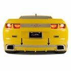 Rear Valance Trim for 10 13 Camaro RS w RS Ground EffectsStainless Perforated