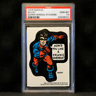 1976 Topps Marvel Super Heroes Stickers 27