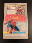 1991 Marvel Universe Series 2 II Factory Sealed Box, 36 packs