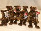 FIFA World Cup Korea Japan 8 Different Country Bears Beanie Babies