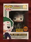 Funko Pop JOKER WITH KISSES CHASE 170 Hot Topic Exclusive DC Bombshells MINT BOX