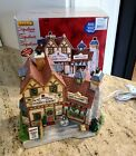 Lemax Two Sisters Gourmet Bakery Christmas Holiday Village & Box Signature Coll