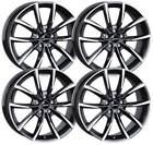 4 Autec ASTANA wheels 9x19 5x112 SWP for Audi A4 A6 A8 Q2 Q3 RS 3 RS 6 RS Q3 S4